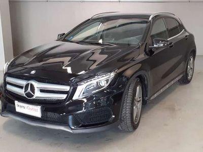 usata Mercedes GLA250 4MATIC Premium