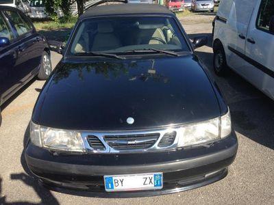 usata Saab 9-3 Cabriolet Lpt 16v Se Annivers. Usato