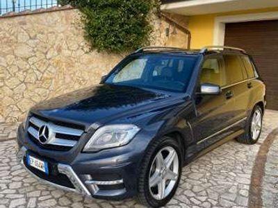 usata Mercedes GLK220 Premium 4 Matic