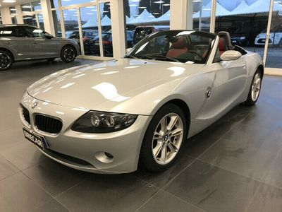 usata BMW Z4 2.0i cat Roadster SCARICO SPORTIVO PELLE
