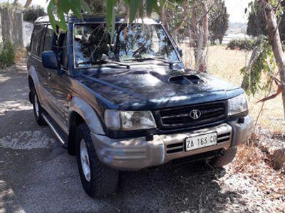 usata Hyundai Galloper Wagon