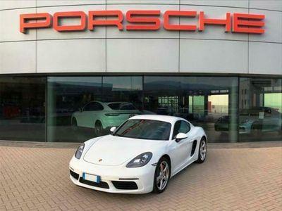 usata Porsche 718 Cayman 2.5 S