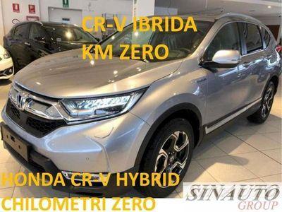 usata Honda CR-V HYBRID 2WD ELEGANCE NAVI KM ZERO