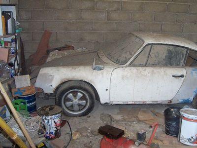 usata Porsche 911 2.4 e