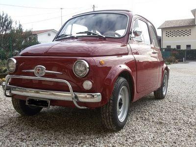 usata Fiat Cinquecento F Caprera - Anni 70