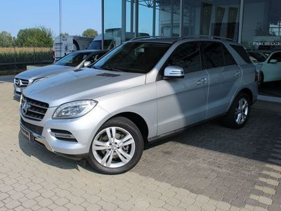 second-hand Mercedes ML250 Classe M Classe M-166 DieselBT Sport 4matic auto