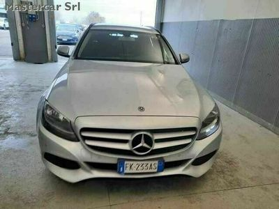usata Mercedes C200 d S.W. Auto Business (euro6) NAVIGATORE
