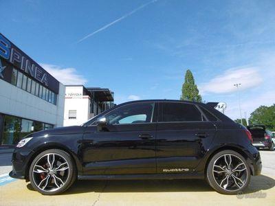 usata Audi S1 SPB 2.0 TFSI quattro #navi #xeno #pacche