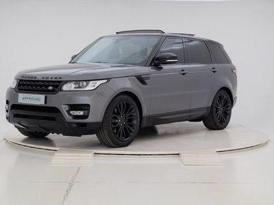 gebraucht Land Rover Range Rover Sport 3.0 TDV6 HSE Dynamic