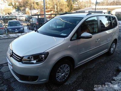used VW Touran Business 1.6 TDI DSG Comfortline