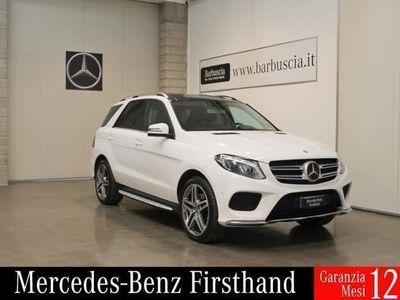 second-hand Mercedes GLE250 d 4Matic Premium Plus usato