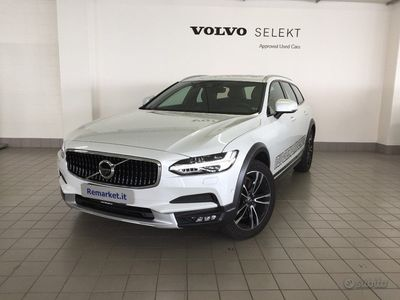 usata Volvo V90 CC Cross Country D5 AWD Geartronic