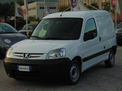 usata Peugeot Partner 1.4 METANO Benz. Furgone Eco Origin Km certi.