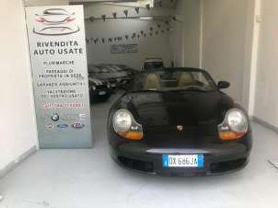 usata Porsche Boxster 2.7i 24V cat Arese