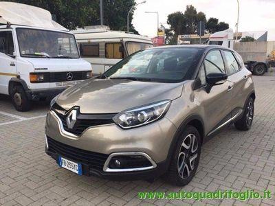 used Renault Captur 8V 90 CV EDC Start&Stop Energy Intens del 2016 usata a Savona