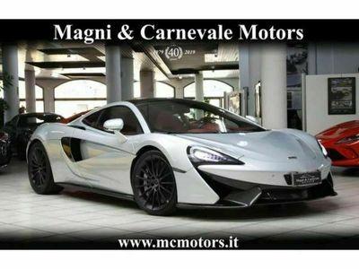 usata McLaren 570GT LIST PRICE 231.700|CARBOCERAMIC|LIFT SYS|SPORT EXH