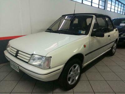 usata Peugeot 205 CJ CABRIO JEANS ECCEZZIONALE!!!!!