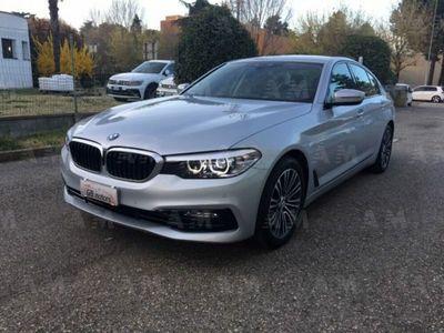 usado BMW 520 Serie 5 d Sport del 2018 usata a Imola