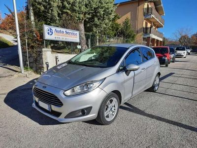 usata Ford Fiesta 1.4 5p GPL Titanium X COMMERCIANTI / OPERATORI