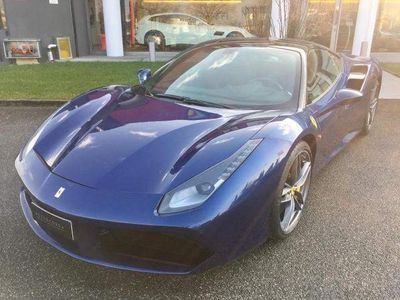 usata Ferrari 488 GTB 2750 km UNIPROPRIETARIO IVA ESPOSTA PERFETTA