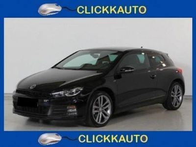 brugt VW Scirocco TDI 2.0 CLUB manuale