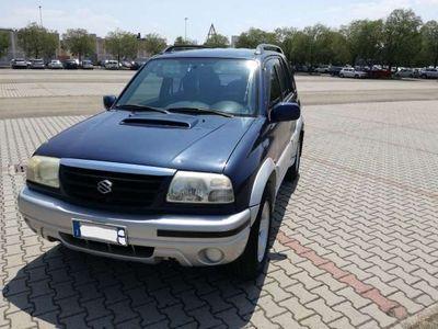 usado Suzuki Grand Vitara 2000td anno 2003