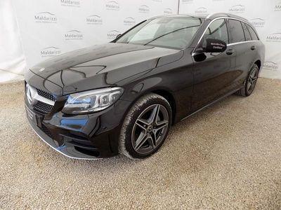 usata Mercedes C220 Classe C (W/S205)d S.W. 4Matic Auto Premium
