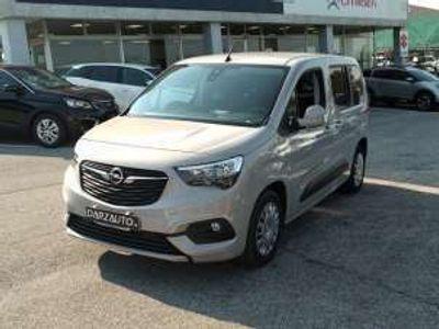 usata Opel Combo Life 1.2 110 CV S&S MT6 Advance Benzina