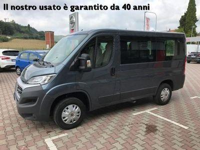 usata Fiat Ducato Panorama 9 pt 2.3mjt 150cv