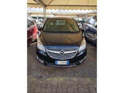brugt Opel Meriva 1.3 CDTI 95CV ecoFLEX Cosmo