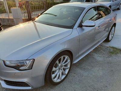 usata Audi A5 SPB 2.0 TDI 150 CV clean diesel S lin