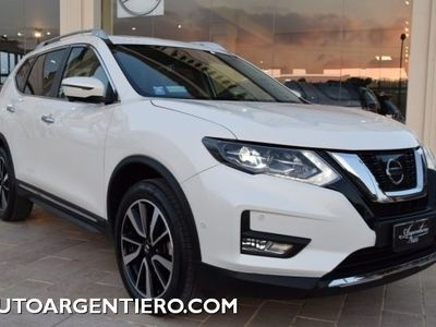 usata Nissan X-Trail 2.0 dCi 2WD X-Tronic Tekna tetto pelle telecamere