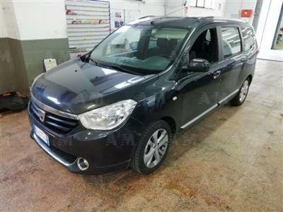 usata Dacia Lodgy 1.5 dCi 8V 90 CV Start&Stop 7p.ti SS Lauréate Family del 2016 usata a Bari