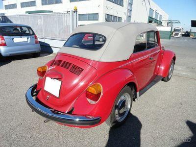 usata VW Käfer Typ 1303 Cabriolet *2 PROPRIETA