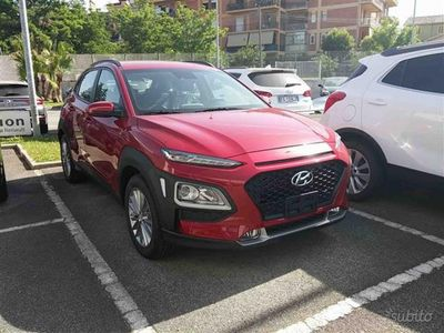 used Hyundai Kona 1.6 crdi Comfort 2wd 115cv