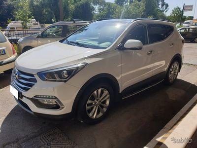 gebraucht Hyundai Santa Fe 2.2 CRDi 4WD A/T XPossible