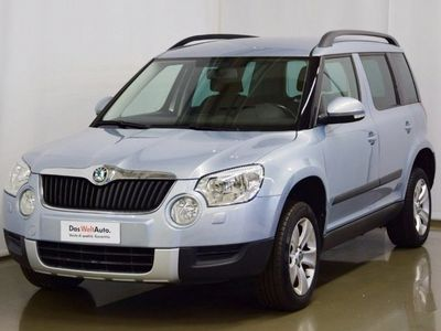 used Skoda Yeti 1.6 TDI CR 105CV Ambition GreenLine del 2012 usata a Assago
