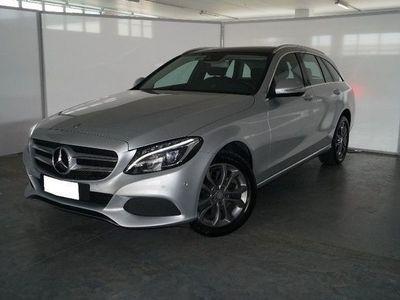 usata Mercedes C250 Classe C (W/S205)BlueTEC S.W. 4Matic Automatic Premium