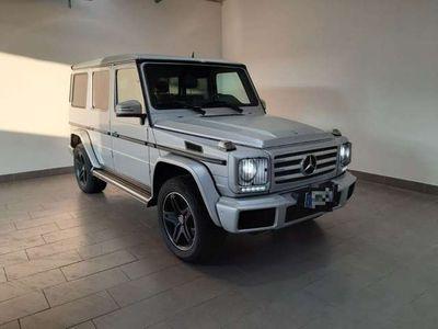 usata Mercedes G350 d S.W. Lunga