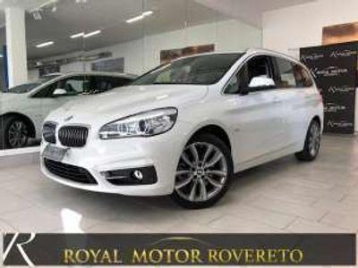 usata BMW 220 Gran Tourer d xDrive Luxury 7 Posti, AZIENDALE !!