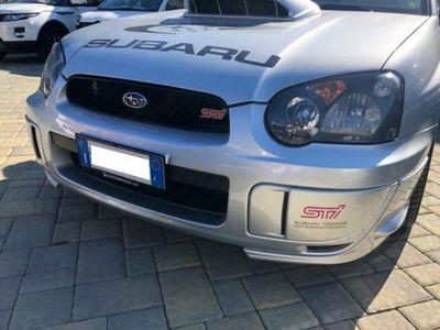 usata Subaru Impreza 1ª serie 2.0 turbo 16V cat STi