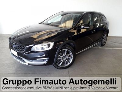 used Volvo V60 CC Cross Country D3 Geartronic Momentum