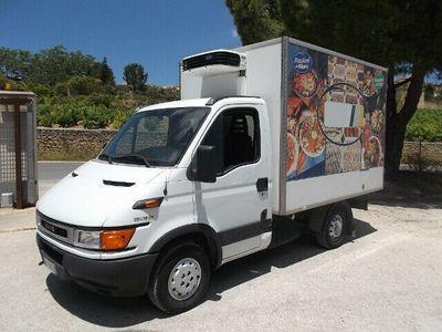usata Iveco Daily 29l10 Frigo Carrier Atp m.o.t.ore 2.3 Turbodiesel
