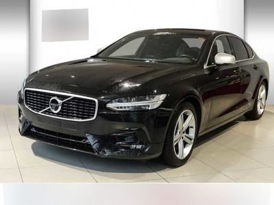 brugt Volvo S90 D5 Awd Geartronic R-design ,r21 Led Rfk Shz