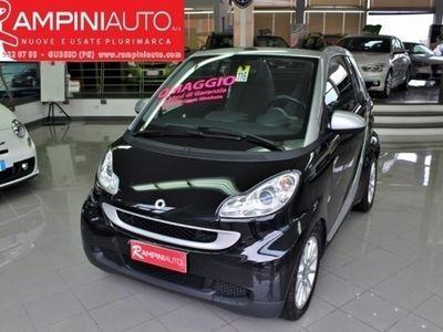 usata Smart ForTwo Cabrio 1000 Passion Km 51.000 24 Mesi di GARANZIA