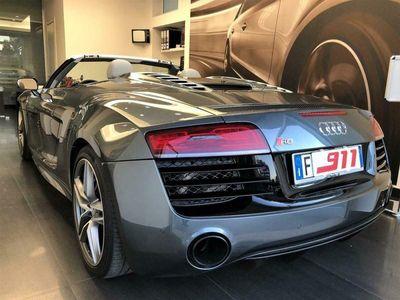 """usata Audi R8 Spyder 5.2 V10 FSI quattro 19"""" Telecam. Navi Pelle"""