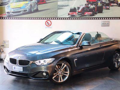 used BMW 420 d Cabrio Sport