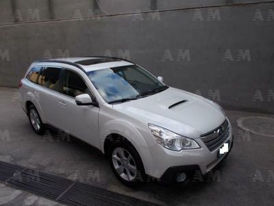 usata Subaru Outback 2.0D Lineartronic Trend