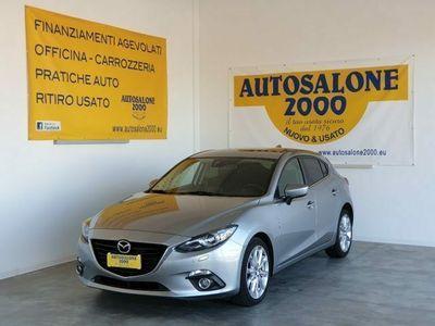 usata Mazda 3 1.5 Skyactiv-D Exceed Automatico