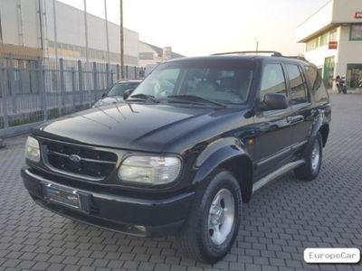 used Ford Explorer v6 benzina -gpl 4x4- 1999